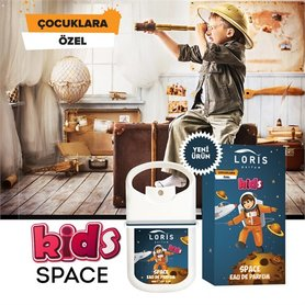 Kids Parfum Space